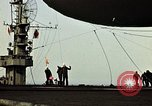 Image of blimp United States USA, 1950, second 12 stock footage video 65675039506