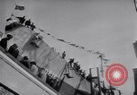Image of Destroyer Escort USS McConnell DE-163 Newark New Jersey USA, 1943, second 2 stock footage video 65675039520
