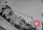 Image of Destroyer Escort USS McConnell DE-163 Newark New Jersey USA, 1943, second 4 stock footage video 65675039520
