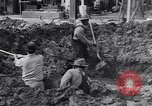 Image of Constructing a petroleum processing facility United States USA, 1943, second 9 stock footage video 65675039521