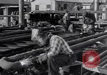 Image of Constructing a petroleum processing facility United States USA, 1943, second 12 stock footage video 65675039521