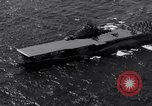 Image of USS Ticonderoga CV-14 Pacific Ocean, 1944, second 9 stock footage video 65675039522
