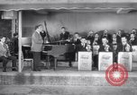 Image of Vincent Lopez and his orchestra United States USA, 1943, second 1 stock footage video 65675039523
