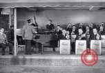 Image of Vincent Lopez and his orchestra United States USA, 1943, second 2 stock footage video 65675039523
