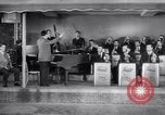 Image of Vincent Lopez and his orchestra United States USA, 1943, second 4 stock footage video 65675039523