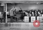 Image of Vincent Lopez and his orchestra United States USA, 1943, second 10 stock footage video 65675039523