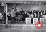 Image of Vincent Lopez and his orchestra United States USA, 1943, second 11 stock footage video 65675039523