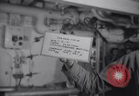 Image of rockets Pacific Ocean, 1951, second 2 stock footage video 65675039530