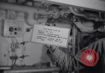 Image of rockets Pacific Ocean, 1951, second 3 stock footage video 65675039530