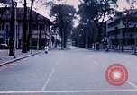 Image of deserted market area Saigon Vietnam, 1968, second 8 stock footage video 65675039541