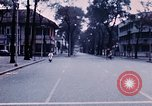 Image of deserted market area Saigon Vietnam, 1968, second 9 stock footage video 65675039541
