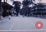 Image of deserted market area Saigon Vietnam, 1968, second 11 stock footage video 65675039541