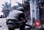 Image of American soldier Saigon Vietnam, 1968, second 4 stock footage video 65675039544