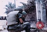 Image of American soldier Saigon Vietnam, 1968, second 5 stock footage video 65675039544