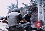 Image of American soldier Saigon Vietnam, 1968, second 8 stock footage video 65675039544