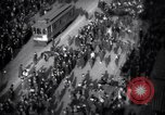 Image of Armistice Celebration Manhattan New York City USA, 1918, second 10 stock footage video 65675039550
