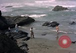 Image of family Makah Air Force Station Washington USA, 1962, second 8 stock footage video 65675039567