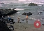 Image of family Makah Air Force Station Washington USA, 1962, second 9 stock footage video 65675039567