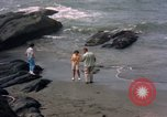 Image of family Makah Air Force Station Washington USA, 1962, second 11 stock footage video 65675039567