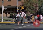 Image of Palmer High School students in 1962 Colorado Springs Colorado USA, 1962, second 6 stock footage video 65675039570