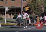 Image of Palmer High School students in 1962 Colorado Springs Colorado USA, 1962, second 7 stock footage video 65675039570