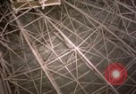 Image of radome Fylingdales Moor England, 1962, second 1 stock footage video 65675039576