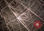 Image of radome Fylingdales Moor England, 1962, second 4 stock footage video 65675039576