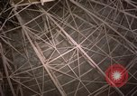 Image of radome Fylingdales Moor England United Kingdom, 1962, second 6 stock footage video 65675039576
