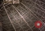 Image of radome Fylingdales Moor England United Kingdom, 1962, second 7 stock footage video 65675039576
