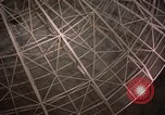 Image of radome Fylingdales Moor England, 1962, second 11 stock footage video 65675039576