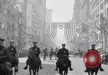 Image of 27th Division troops New York City USA, 1919, second 5 stock footage video 65675039589