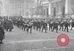 Image of 27th Division troops New York City USA, 1919, second 8 stock footage video 65675039589