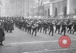 Image of 27th Division troops New York City USA, 1919, second 9 stock footage video 65675039589