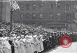Image of 27th Division troops New York City USA, 1919, second 1 stock footage video 65675039590