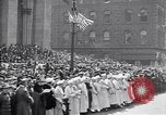 Image of 27th Division troops New York City USA, 1919, second 3 stock footage video 65675039590