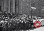 Image of 27th Division troops New York City USA, 1919, second 6 stock footage video 65675039590