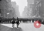Image of 27th Division troops New York City USA, 1919, second 7 stock footage video 65675039590