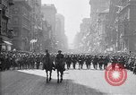 Image of 27th Division troops New York City USA, 1919, second 9 stock footage video 65675039590
