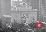 Image of 27th Infantry Division New York City USA, 1919, second 5 stock footage video 65675039591