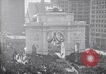 Image of 27th Infantry Division New York City USA, 1919, second 6 stock footage video 65675039591