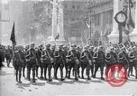 Image of 27th Infantry Division New York City USA, 1919, second 1 stock footage video 65675039592