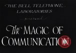 Image of telephone United States USA, 1928, second 6 stock footage video 65675039601