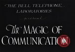 Image of telephone United States USA, 1928, second 7 stock footage video 65675039601