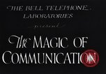 Image of telephone United States USA, 1928, second 8 stock footage video 65675039601
