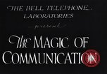 Image of telephone United States USA, 1928, second 9 stock footage video 65675039601