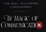 Image of telephone United States USA, 1928, second 10 stock footage video 65675039601