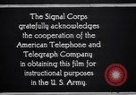 Image of telephone exchange Rocky Point New York USA, 1928, second 12 stock footage video 65675039602