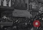 Image of Armistice ending World War 1 Washington DC USA, 1918, second 5 stock footage video 65675039605