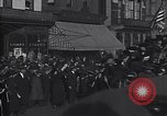 Image of Armistice ending World War 1 Washington DC USA, 1918, second 6 stock footage video 65675039605