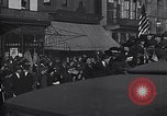 Image of Armistice ending World War 1 Washington DC USA, 1918, second 7 stock footage video 65675039605